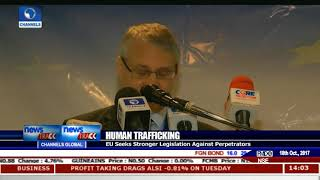 EU Seeks Stronger Legislation Against Human Trafficking