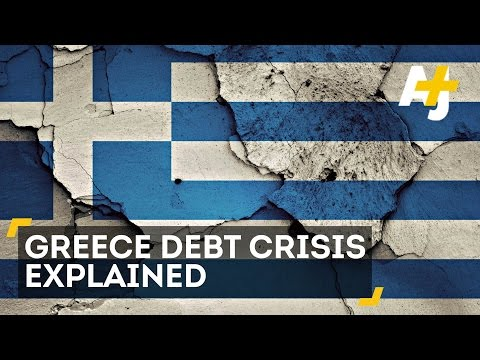 Greek Debt Explained By An Economics Professor