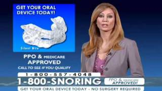 Dr. Wendy Walsh for 1-800-SNORiNG