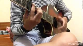 Mình từng yêu nhau (cover guitar) Phan Mạnh Quỳnh
