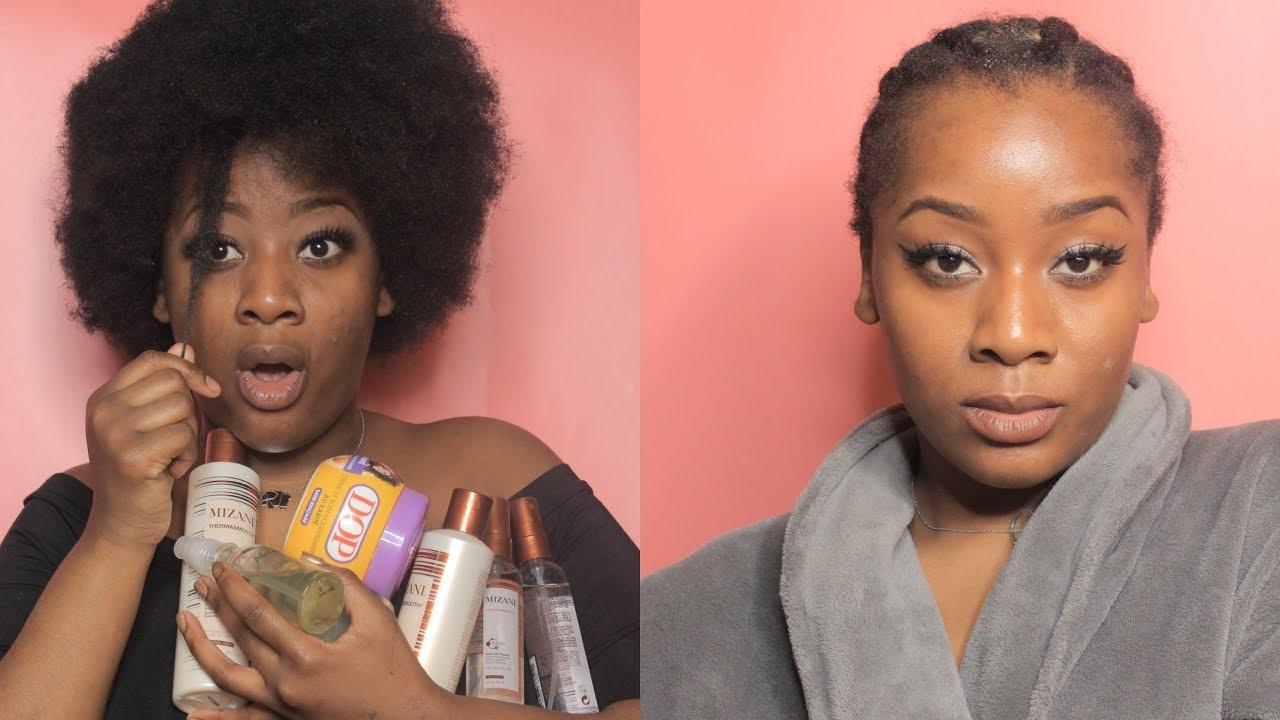 les produits parfait pour cheveux cr pus nappy astuces contre la perte de cheveux youtube