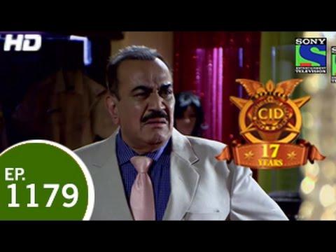 CID - CID - सी ई डी - Episode 1179 - 17th January 2015
