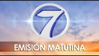 Noti 7 Matutina: Programa del 11 de Agosto del 2020