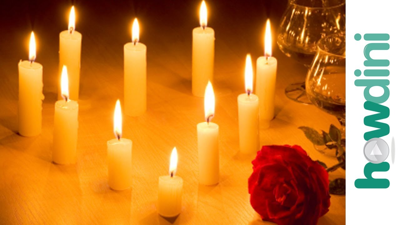 Lovely How To Set A Romantic Mood