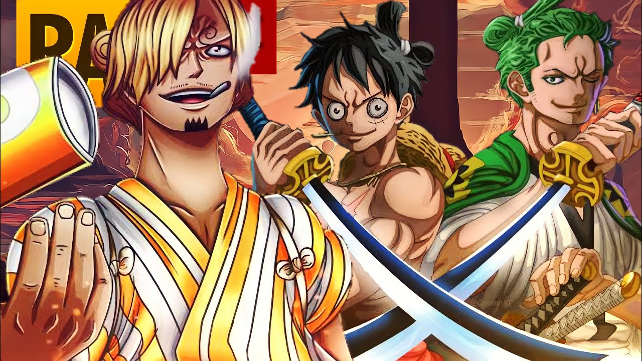 أغنية راب زورو لوفي سانجي 💰    راب أنمي ون بيس    Ft. @NoXs - نوكسز @الزعيم - RAP   One Piece