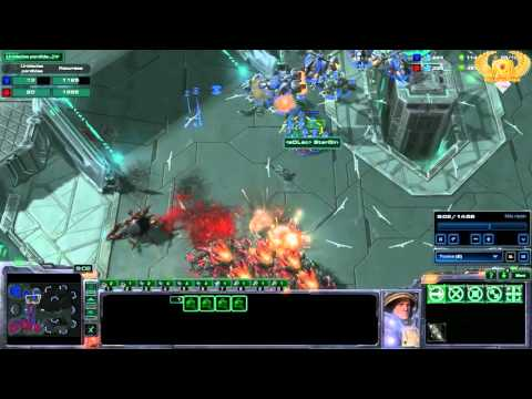 StarCraft Legacy of the Void. GUÍA DE ESTRATEGIA TERRAN #2 GAMEPLAY VS ZERG