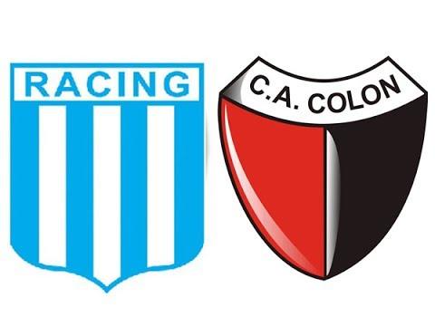 Racing vs Colon 19:10 En VIVO [HD] 720P