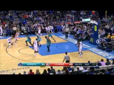 Russell Westbrook Highlights 29 Pts, 5 Assists Hornets vs Thunder December 26, 2014 NBA