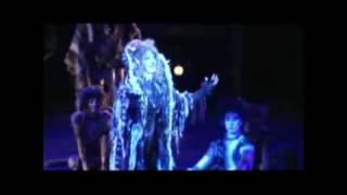 Lisa Hopkins Seegmiller as Grizabella sings Memory from Andrew Lloyd-Webber's Broadway Musical CATS