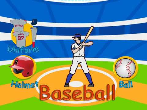 Sports & Equipment - List Of Vocabulary