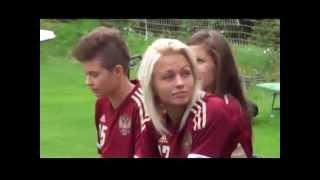 Женская сборная России до 19 лет
