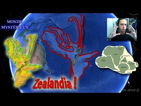 Zealandia, le Continent Vraiment Perdu??