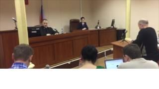 Алексей Навальный. Как суд скрывает от публики показания лжесвидетеля по делу Кировлеса