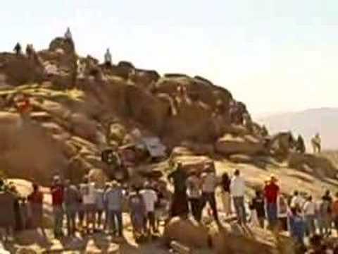2007 ProRock Cougar Buttes 4x4 Rock Crawling