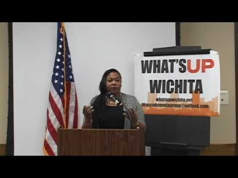 Oleatha Foust Goudeau first African American to serve in the Kansas Senate