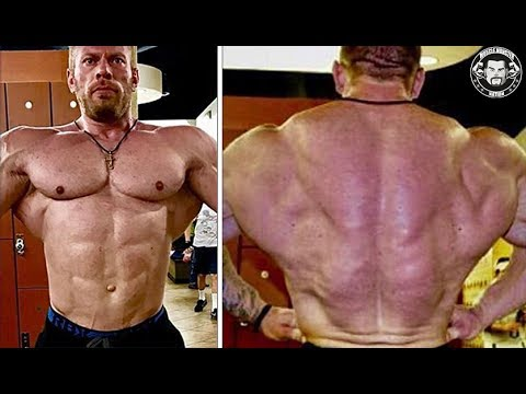 Dennis Wolf Gained 30 Pounds Of Muscle Training For Mr Olympia 2017