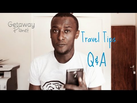 Travel Tips: Q&A, Kenya