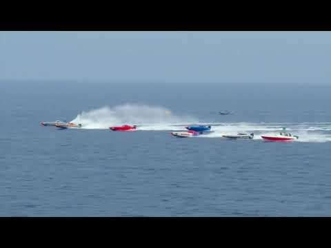 2019 VOOMQUEST Enemed UIM V2 World Powerboat Championship - GP2