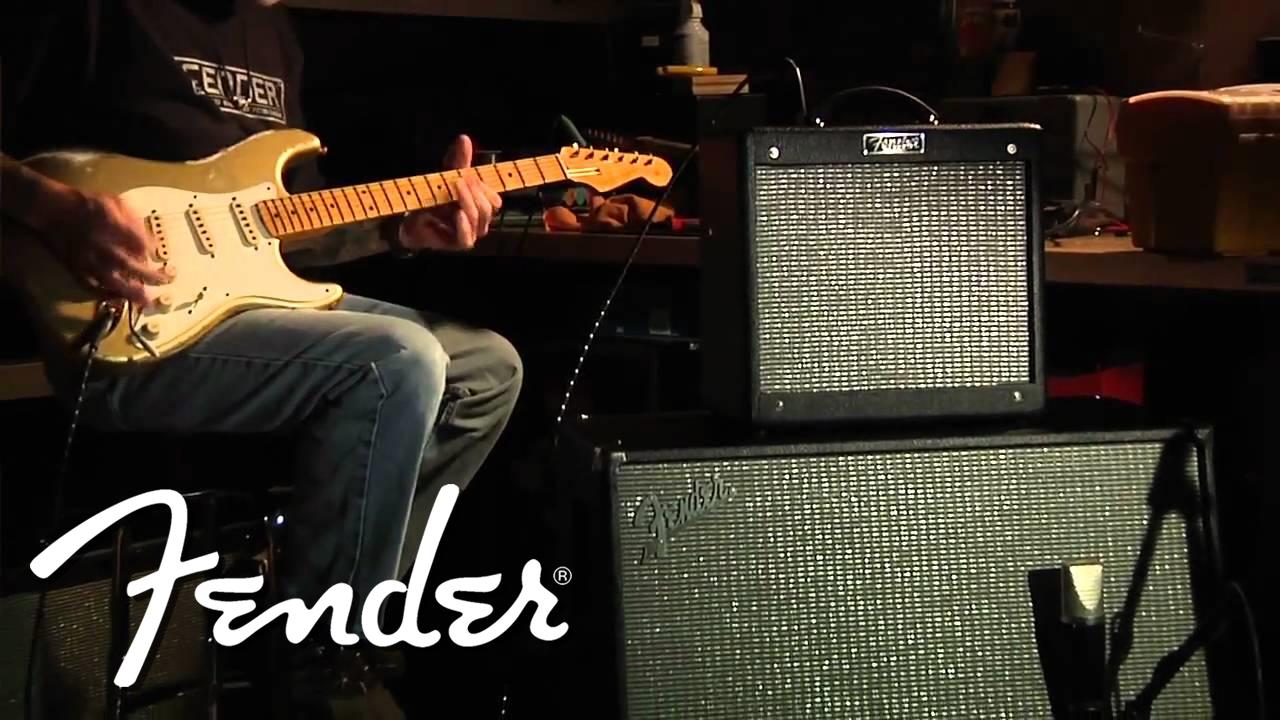 Fender Pro Junior Iii 212 Cab Strat Rockin Blues