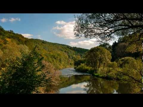 Nature of Luxembourg in Time-Lapse (HD)
