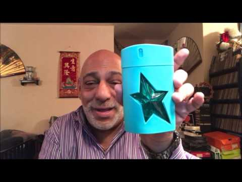 NEW Thierry Mugler A*Men Kryptomint Unboxing First Impressions REVIEW