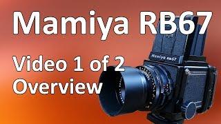 Відео Мамия RB67 Інструкція 1 з 2: Огляд
