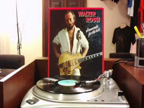 Walter Rossi - Silent I Wait (1980) Charlee