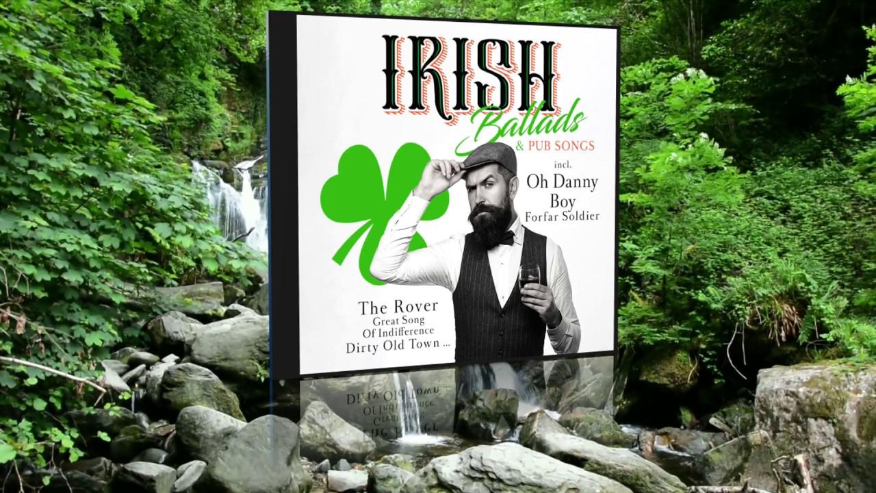 Irish Ballads & Pub Songs
