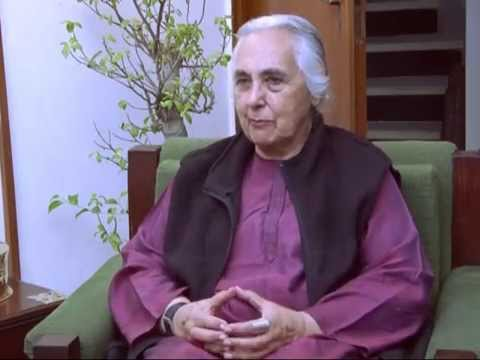 Romila Thapar (Historian) in Conversation with KP Mohanan (Scientist and Thinker)