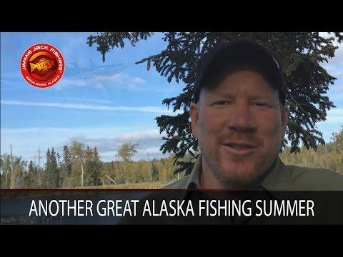 Jimmie Jack's Alaska Fishing Lodge: Another Great Alaska Fishing Summer