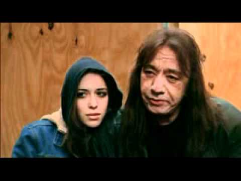 "Ace Frehley as ""Johnny"" in ""Remedy"" movie"