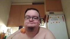 Hampaaton läski syö: Osa 692 - Keitetyt porkkanat