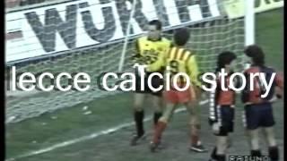 LECCE-Genoa 2-1 - 07/01/1990 - Campionato Serie A 1989/'90 - 1.a giornata di ritorno