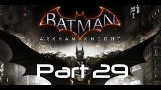 Batman Arkham Knight Part 29 - Gun Runner (PS4)
