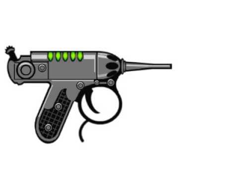 M I B Noisy Cricket Gun By Wonkystick