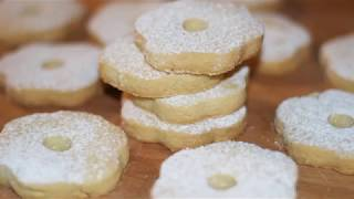 Canestrelli Cookie Recipe - How to Cook Real Italian Food from my Italian Kitchen