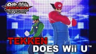 TEKKEN Tag Tournament 2 Wii U Edition - Wii U - Tekken does Wii U