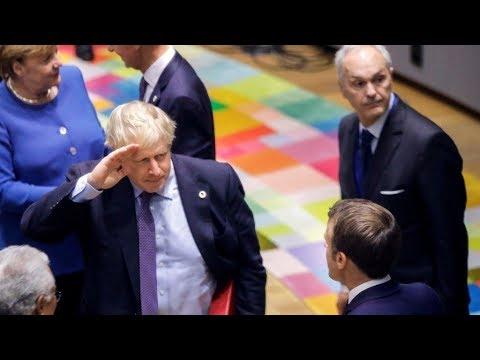 中美貿易戰、英國脫歐預期落幕 | 股海雲圖(第2節) 19年10月18日