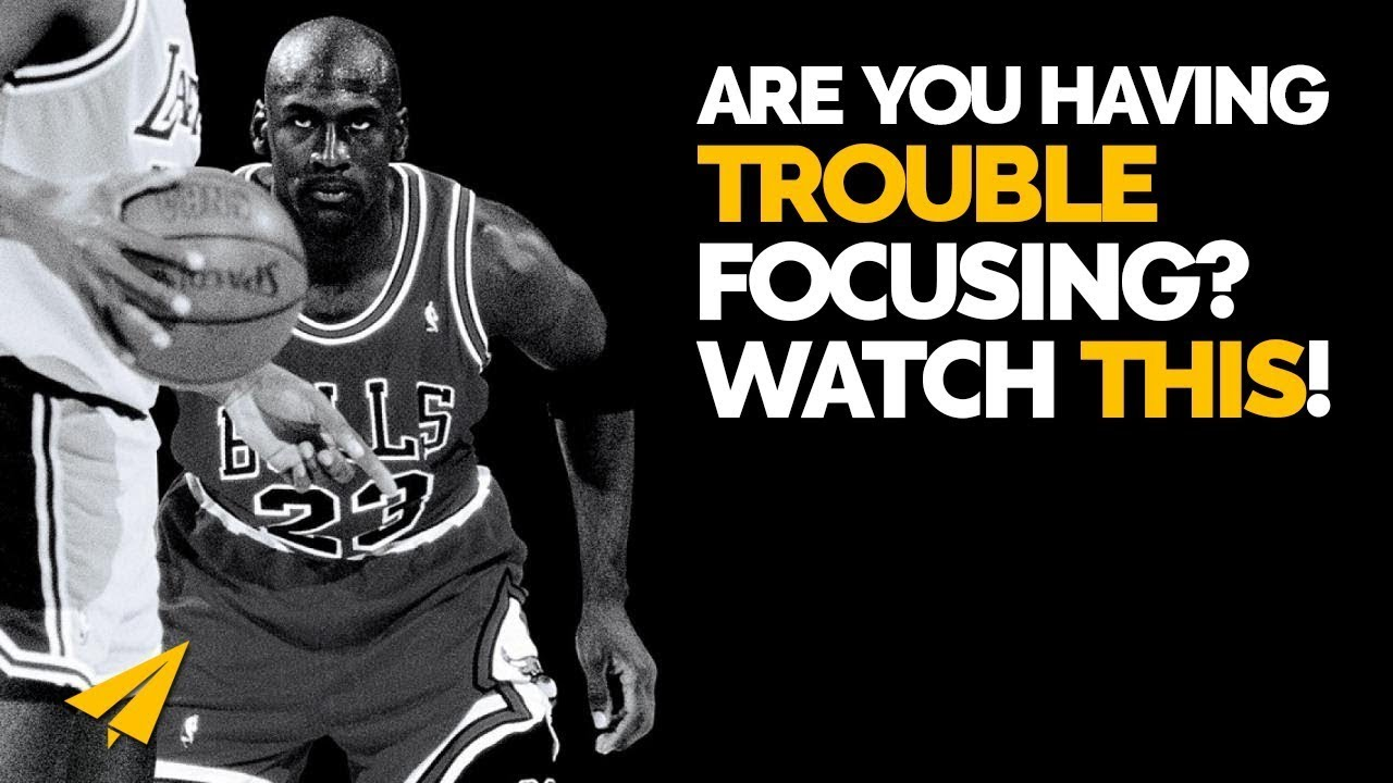 5 reasons to stay focused