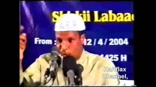 DHALINTA QURBAHA KU NOOL Sh. Maxamud Shibile