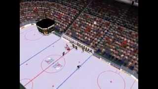 NHL 97 - PC gameplay