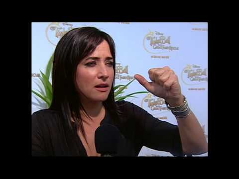 """Tinker Bell and the Great Fairy Rescue: Pamela Adlon """"Vidia"""" Premiere Interview"""