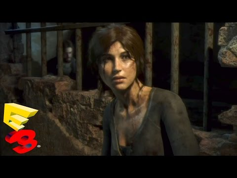 Rise of the Tomb Raider Gameplay Trailer - E3 2015 - Xbox One Timed Exclusive