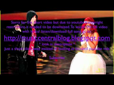 Love The Way You Lie Ft. Eminem (Part II) -Rihanna - FRee Lyrics+download