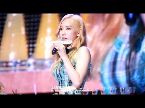 150707 Girls' Generation Party 中 태연(taeyeon)