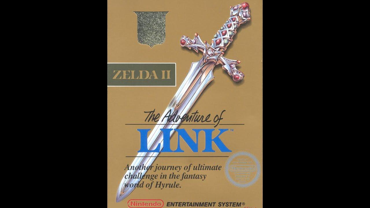the legend of zelda ii the adventure of link nes longplay 53 youtube. Black Bedroom Furniture Sets. Home Design Ideas
