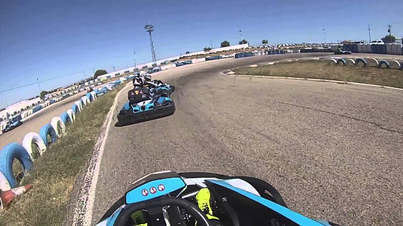 Circuito Karts Santos De La Humosa : Víctor sánchez gp la mancha karting club santos de