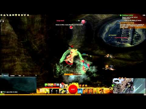 GW2 Dociu Excavation Challenge