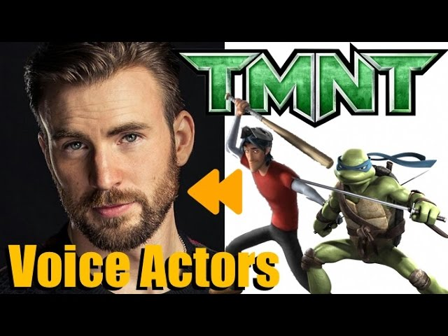 Tmnt 2007 Voice Actors And Characters Youtube