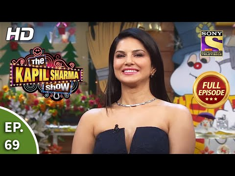 Thumbnail: The Kapil Sharma Show - दी कपिल शर्मा शो- Ep-69-Christmas Special With Sunny Leone–25th Dec 2016